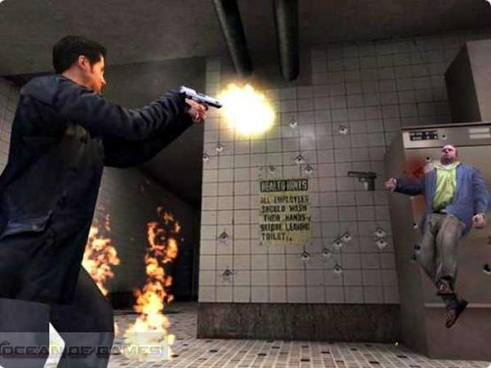 Max Payne 1 Setup Free Download
