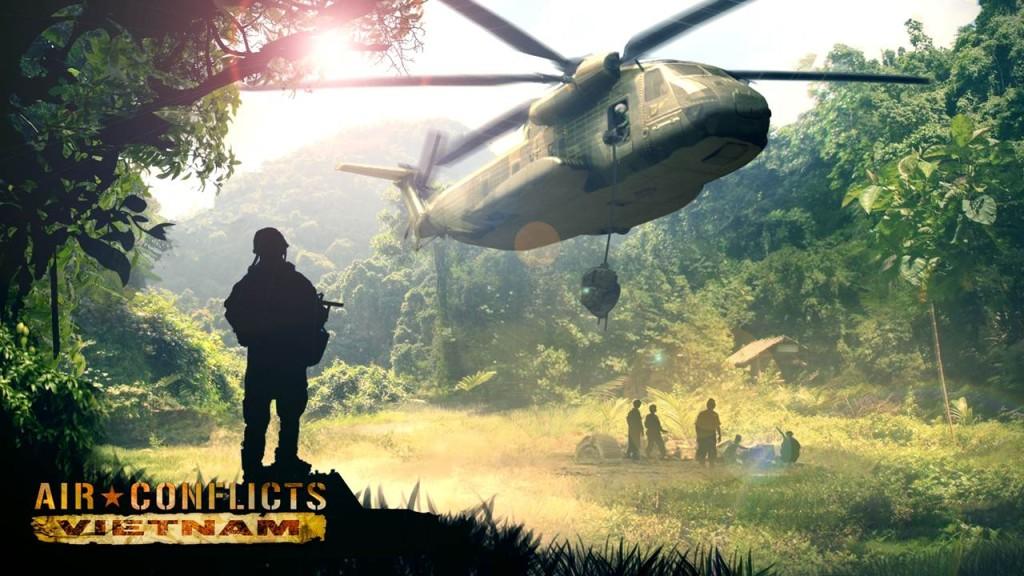 Air Conflicts Vietnam Wallpaper