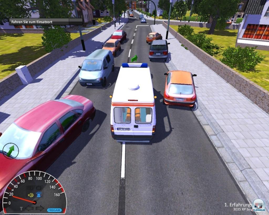 Ambulance Simulator Free