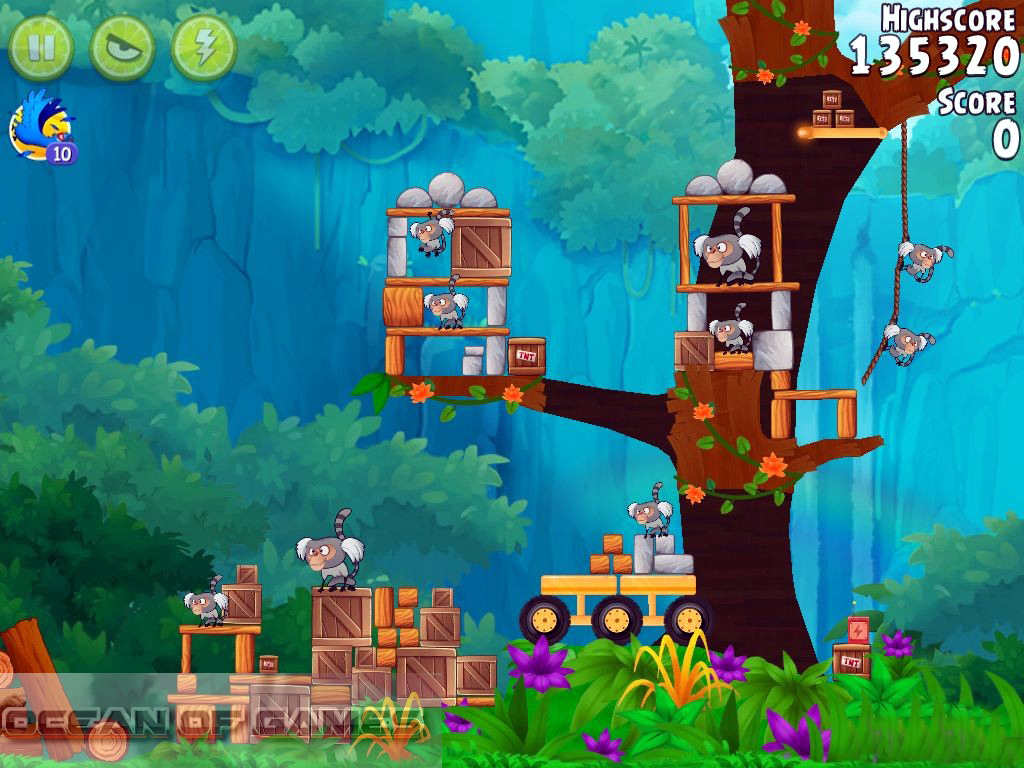Angry Birds Rio Download For Free