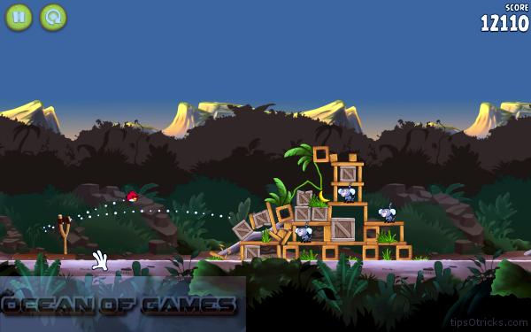 Angry Birds Rio Setup Free Download