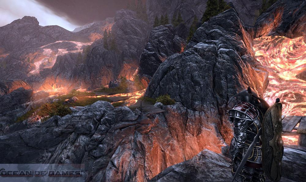 Arcania Fall of Setariff Features