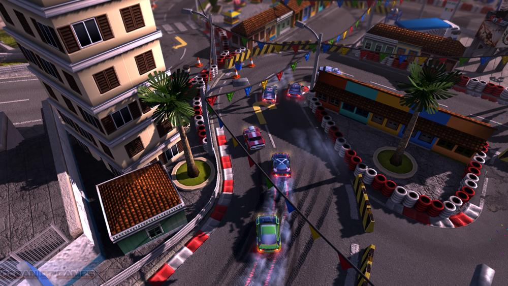 Bang Bang Racing Features