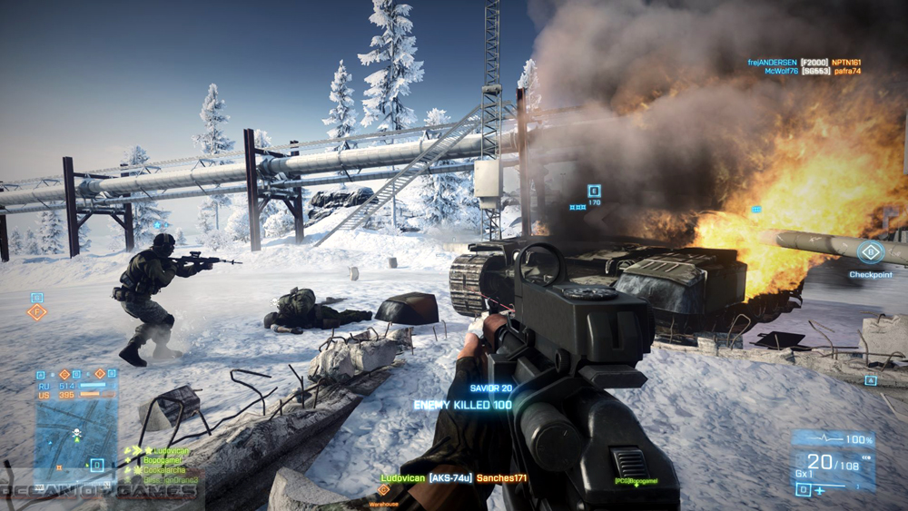 Battlefield 4 Setup Free Download