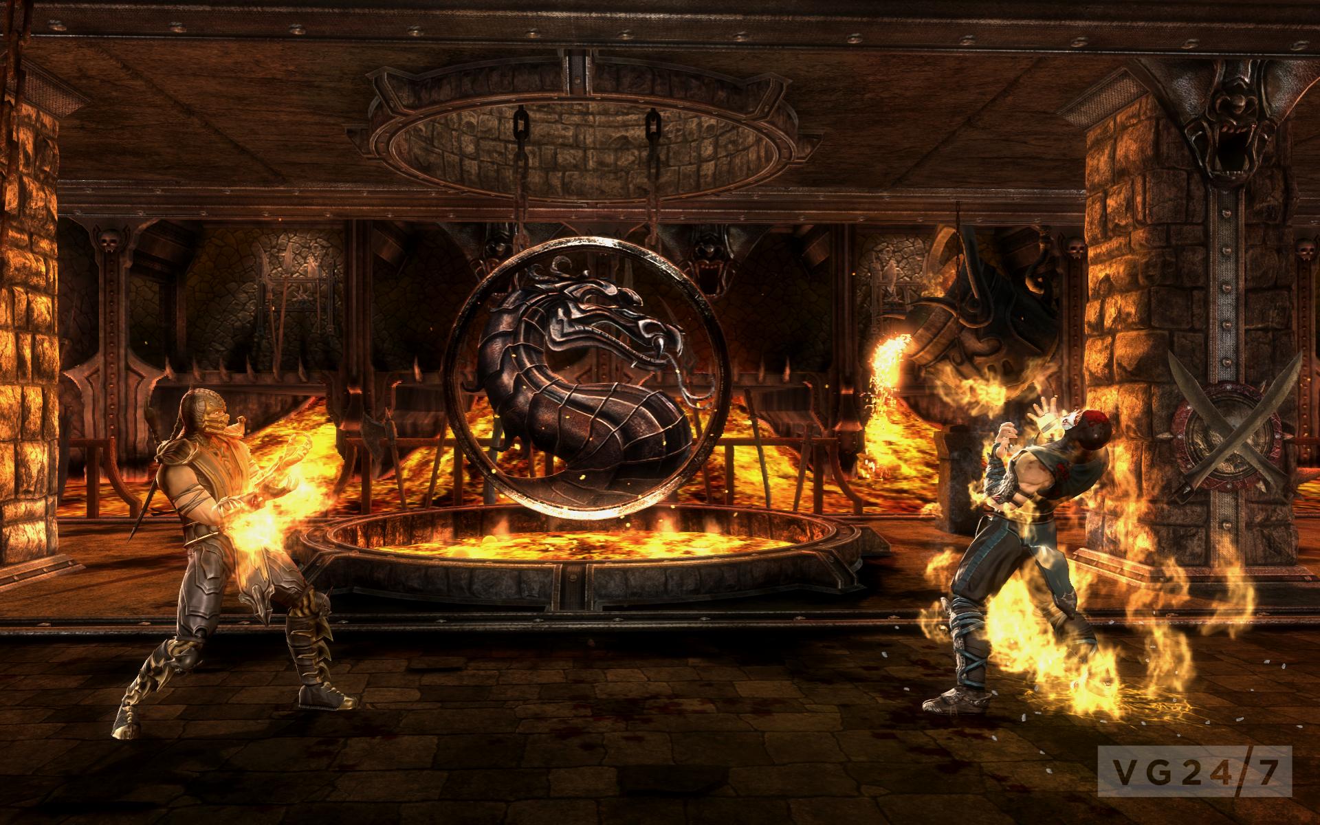 Mortal Kombat Komplete Edition Free Download