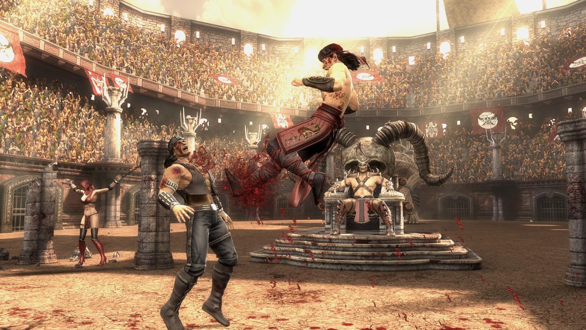 Mortal Kombat Komplete Edition free