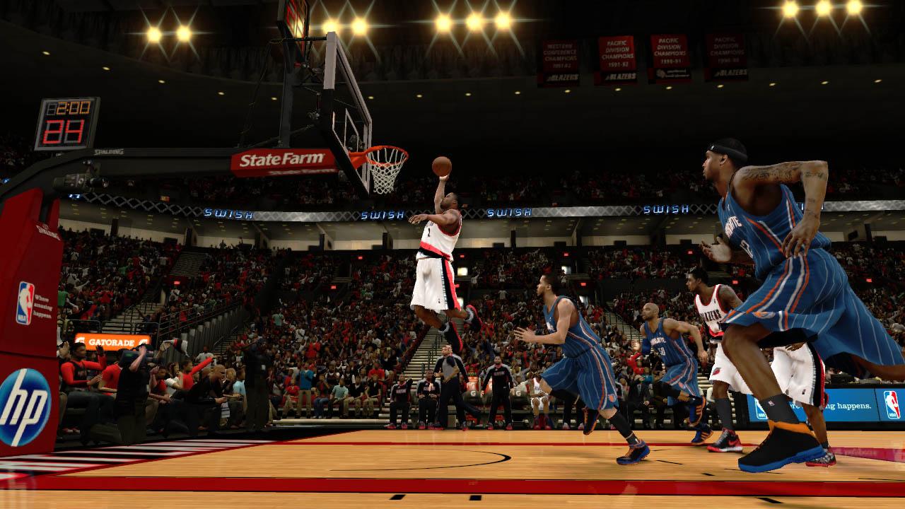 NBA2K12 wallpaper