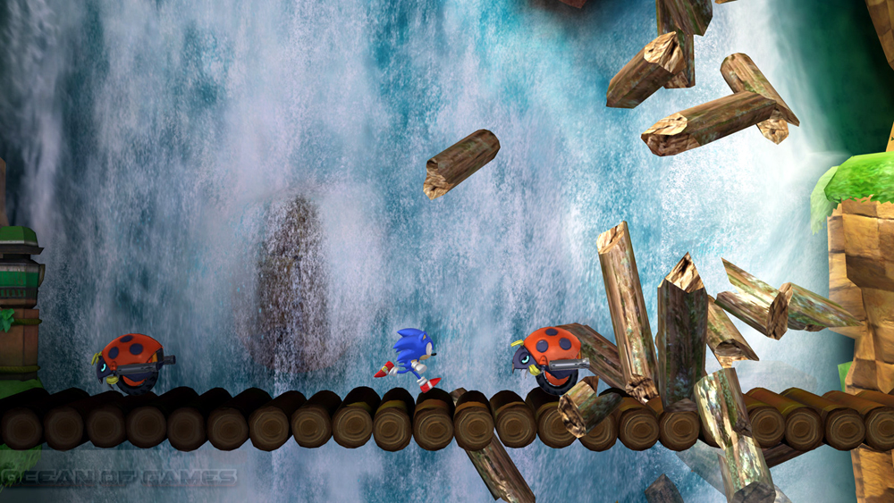 Sonic Generations Download For Free