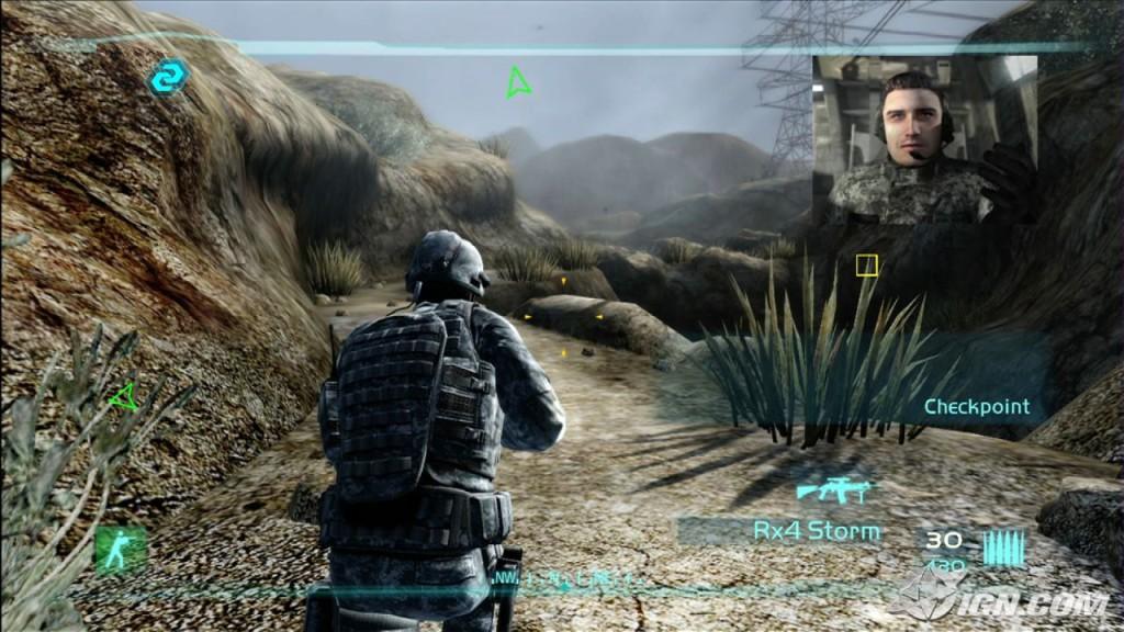 Tom Clancy Ghost Recon Advanced Warfighter