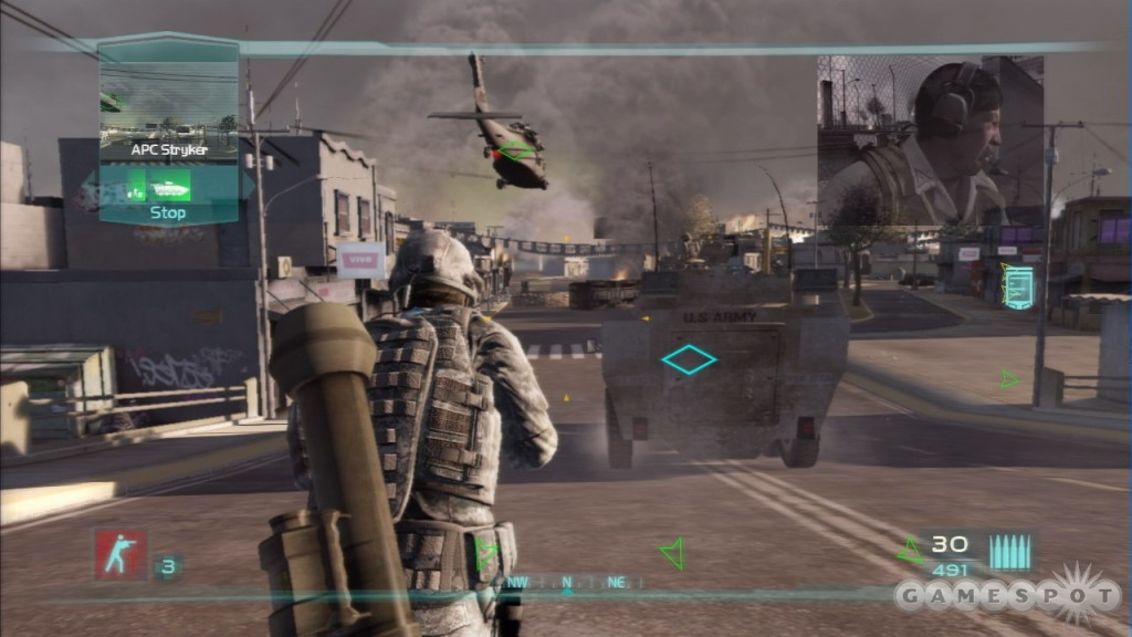 Tom Clancy Ghost Recon Advanced Warfighter Download