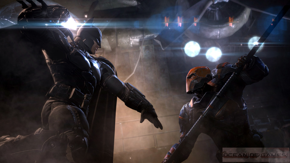 Batman Arkham Origins Setup Download For Free