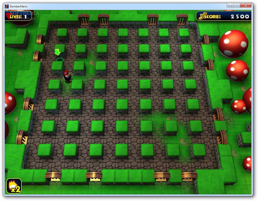 Bomber-Mario free