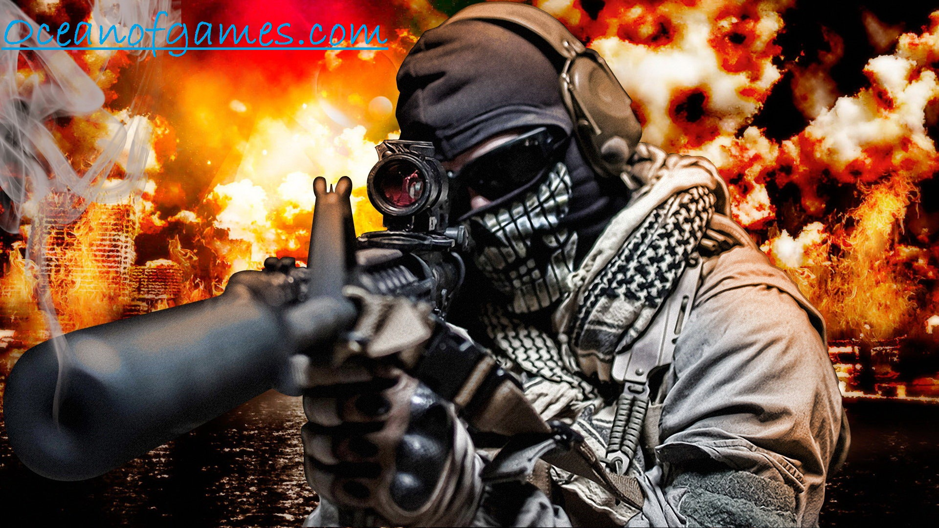 Call Of Duty Ghosts Free