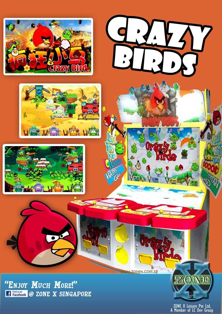 Crazy Birds Free Download