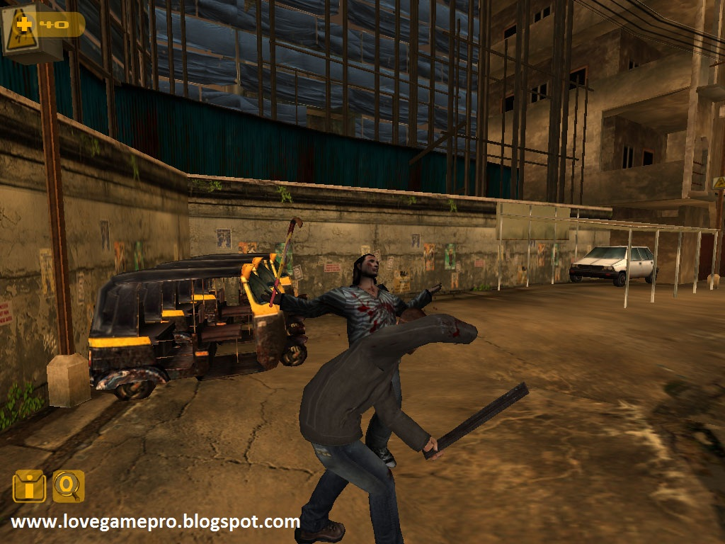 Ghajini The Game image