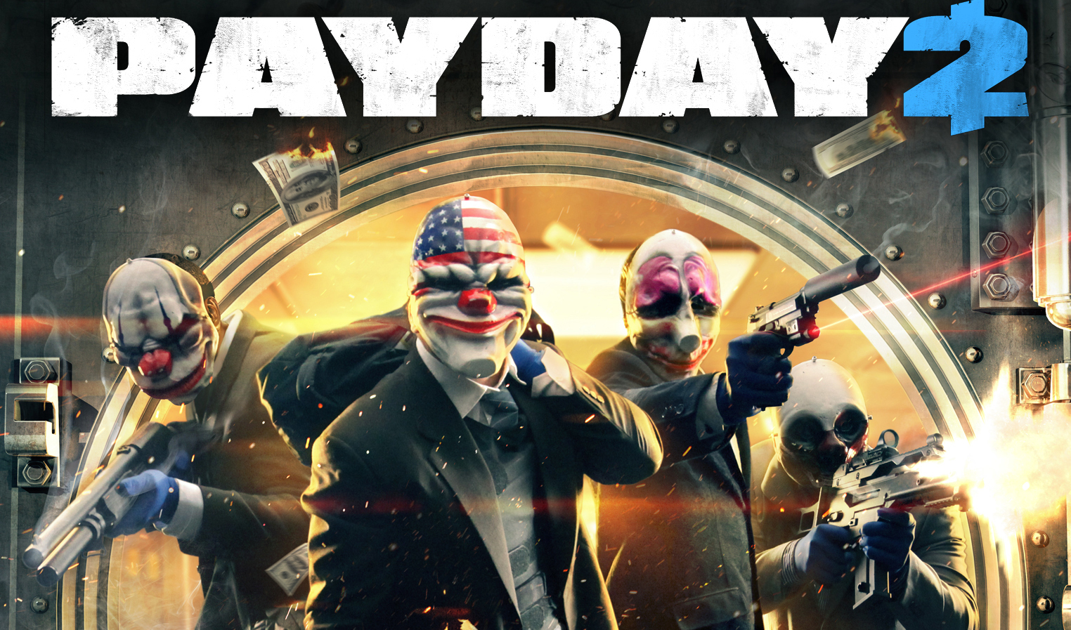 Payday 2 Career Criminal Edition logo