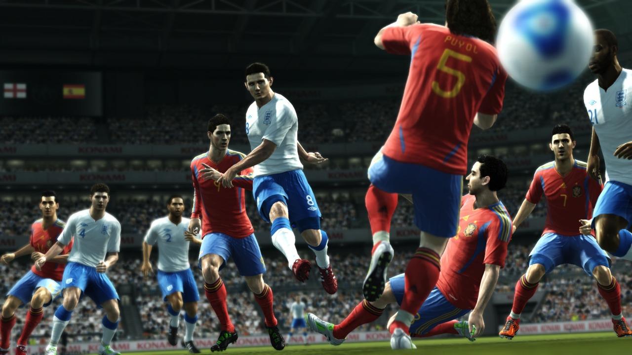 Pro Evolution Soccer 2012 Free