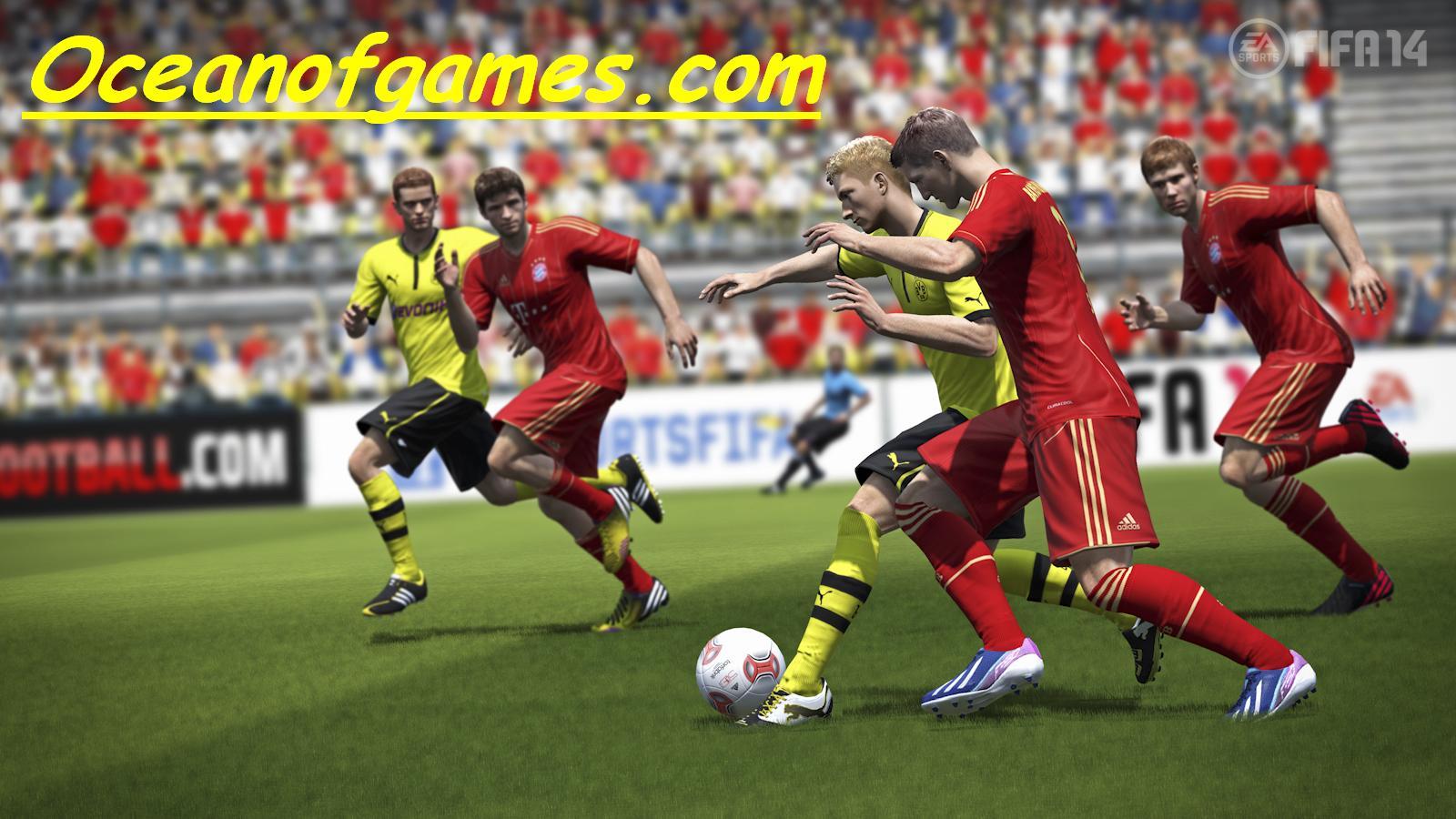 Fifa 14 for mac torrent download