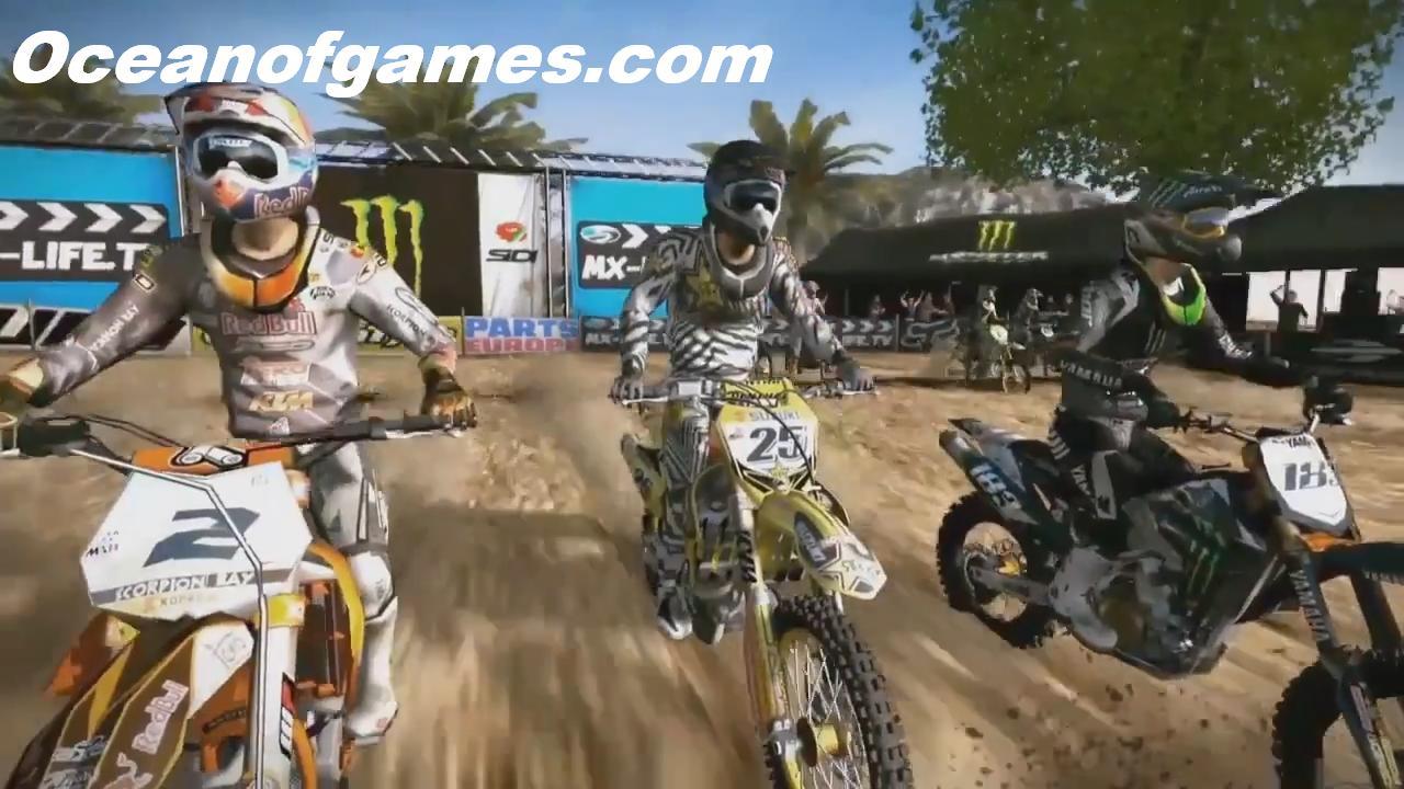 Free Mud Fim Motocross World Championship