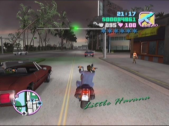 Grand Theft Auto Vice City Free