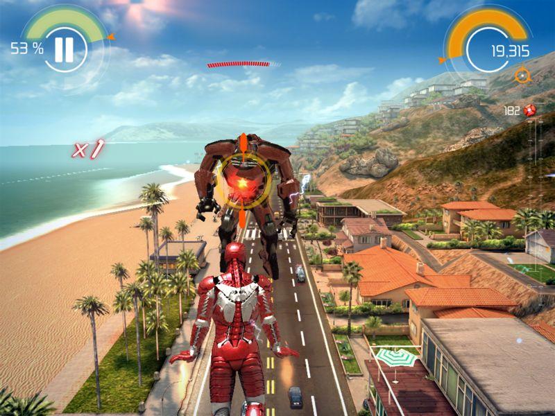 Iron Man Game Free Download
