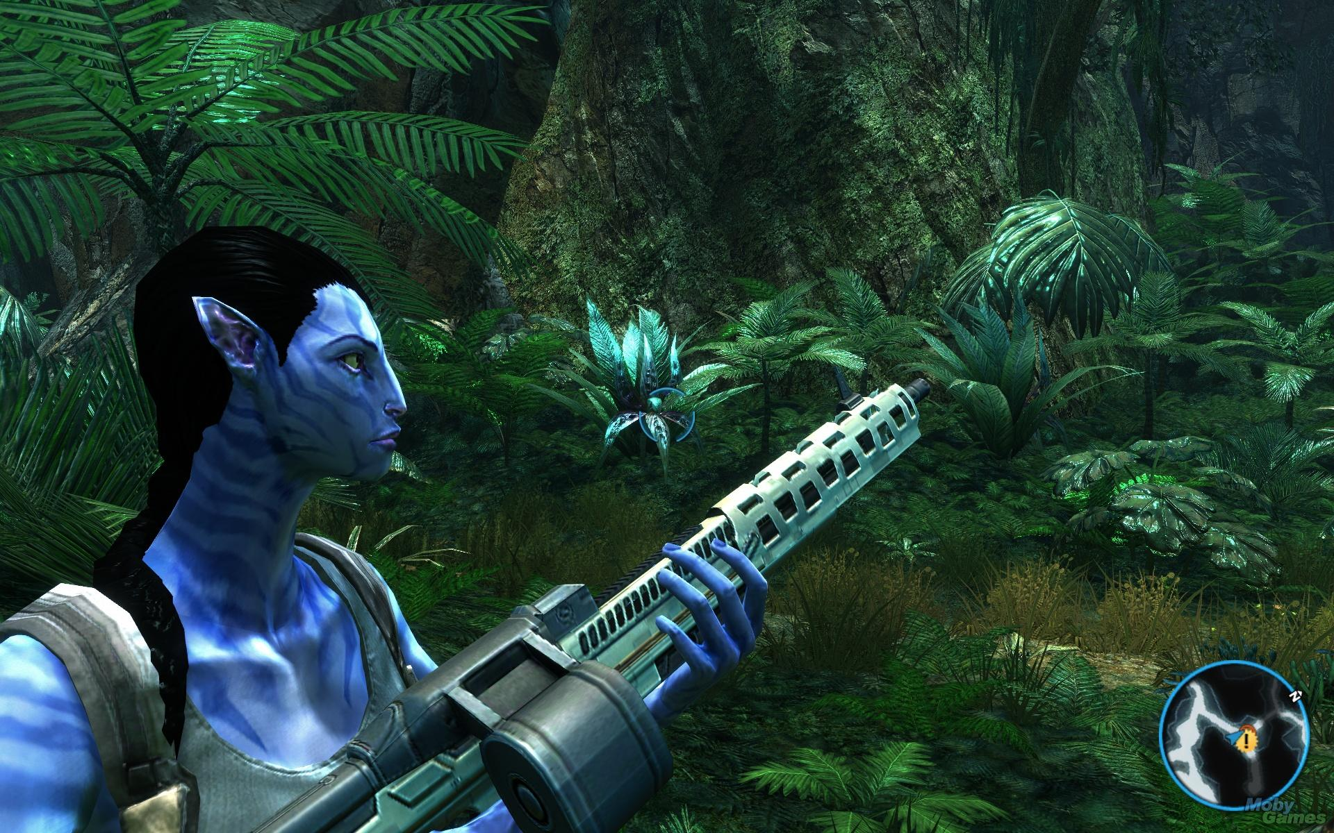 James Cameron's Avatar The Game free