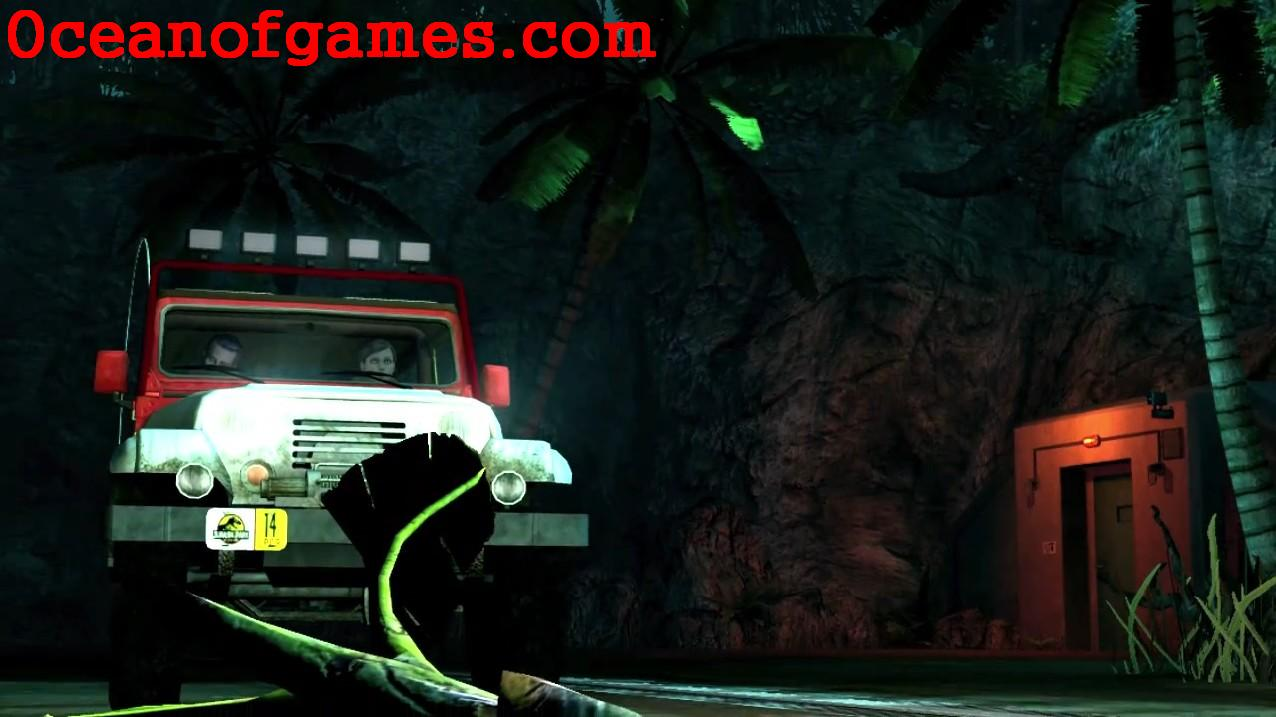 Jurassic Park The Game free