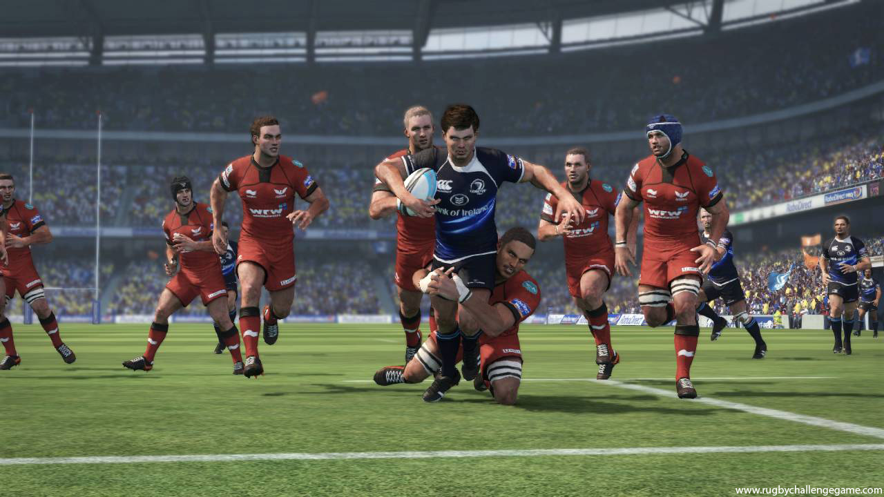 Rugby Challenge Download Free