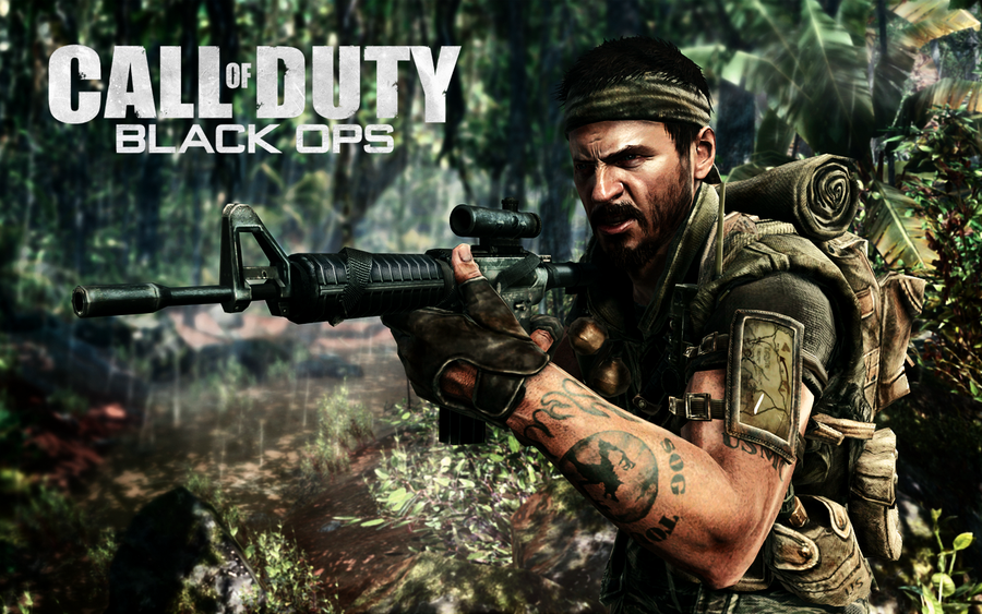 Call of Duty Black OPS setup