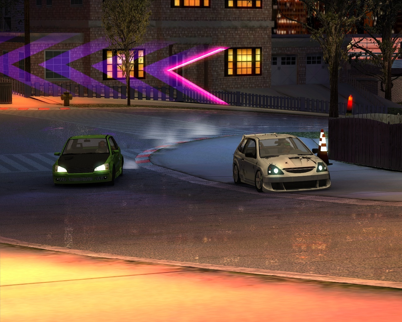 Free  Overspeed High Performance Street Racing