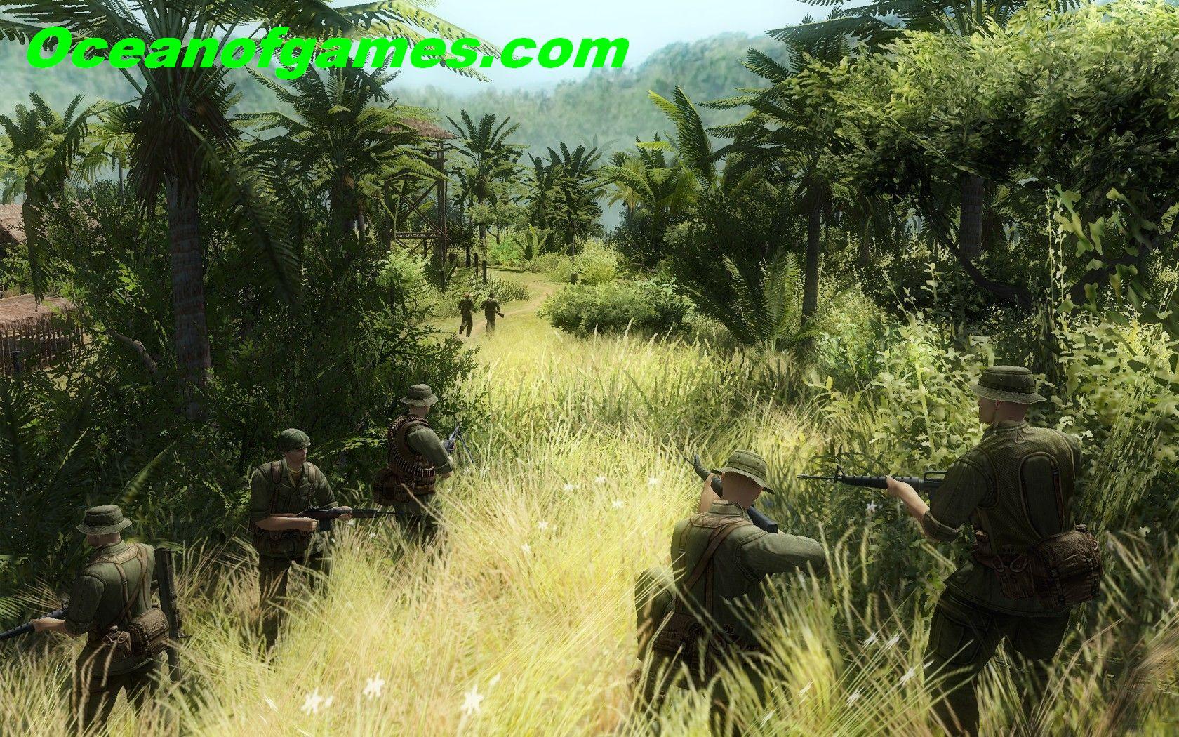 Man Of War Vietnam Free Game