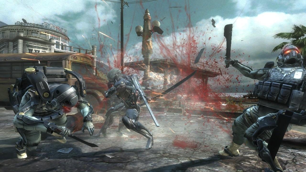 Metal Gear Rising Revengeance Download Setup
