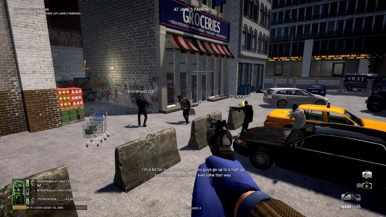 Payday The Heist free