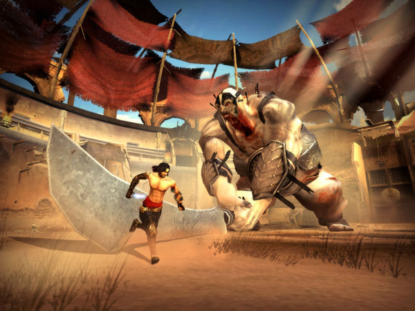 Prince of persia the two thrones HD Game