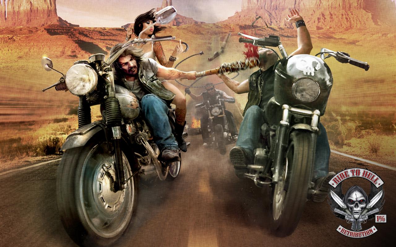 Ride To Hell Retribution Free