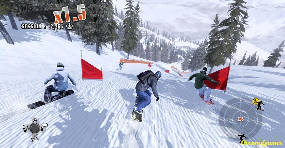 Shaun White Skateboarding Game play