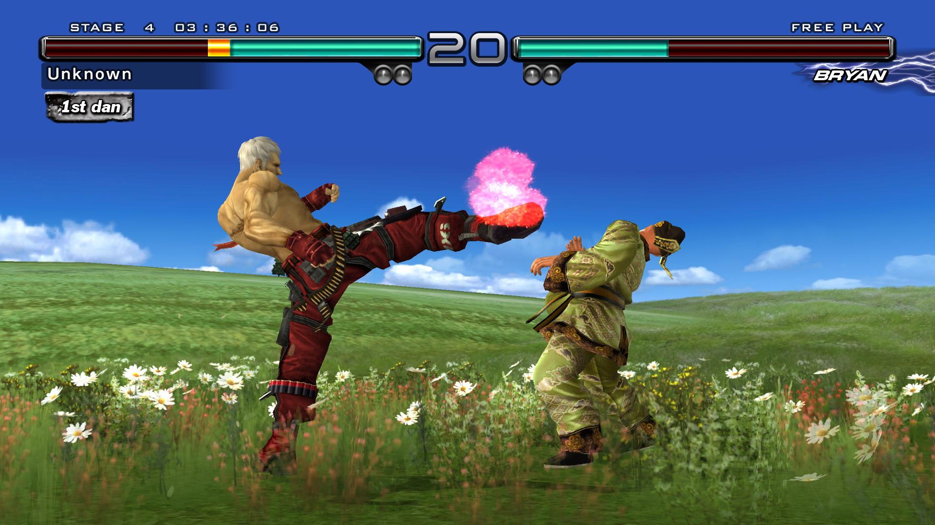 Ocean Of Games Tekken 5 Pc Game Free Download