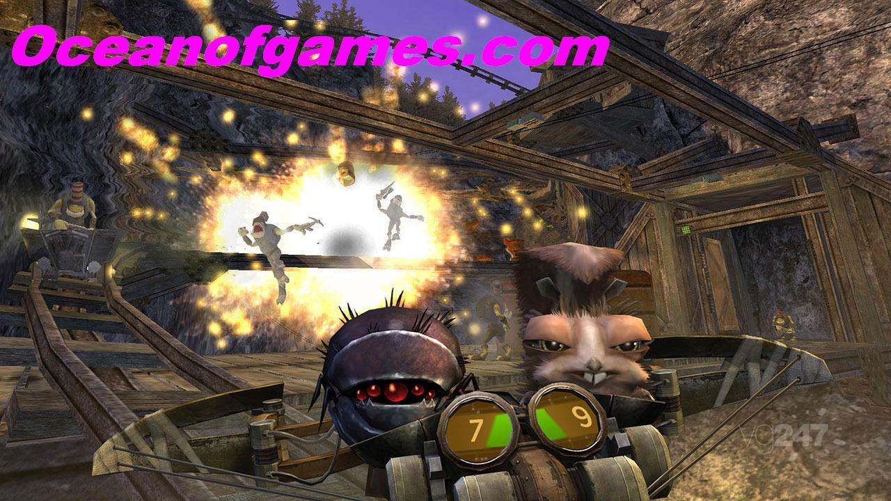 oddworld stranger's wrath hd  download