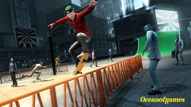 Shaun White Skateboarding game for free