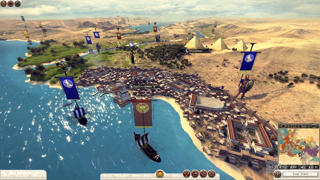 Total War Rome II Free Game Play