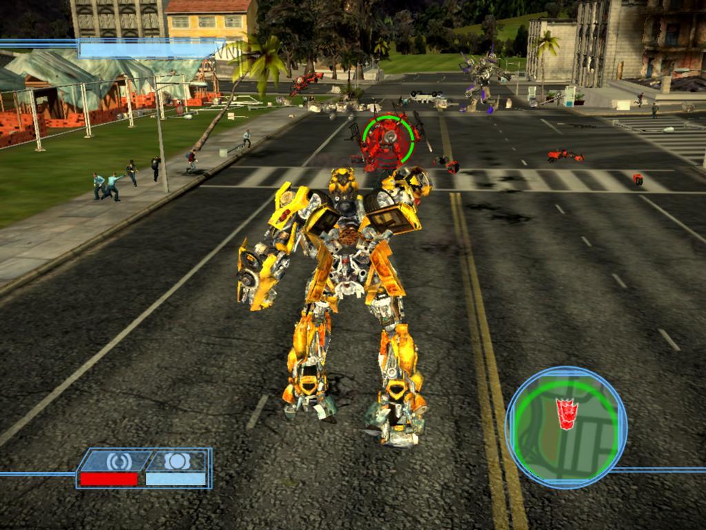 Transformers Game Free Setup