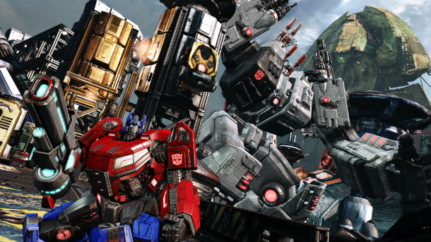 Transformers The Game Free Setup