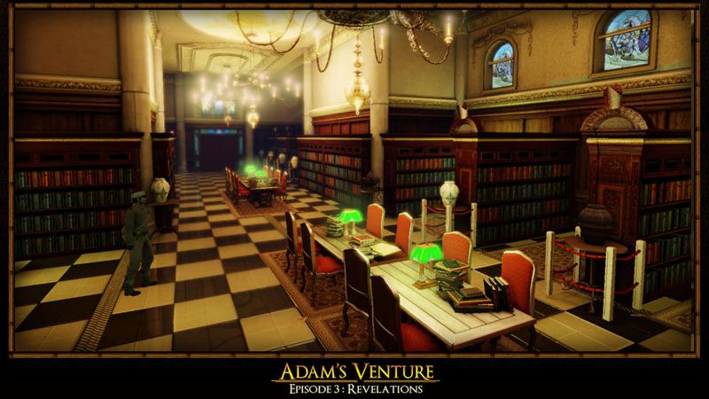 Adam's Venture Free