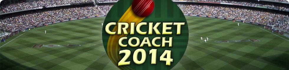 Cricket Coach 2014 Download Free