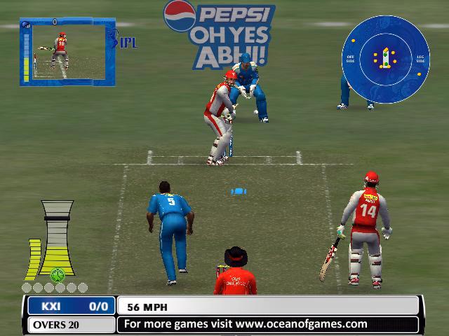 IPL 6 Cricket PC Game
