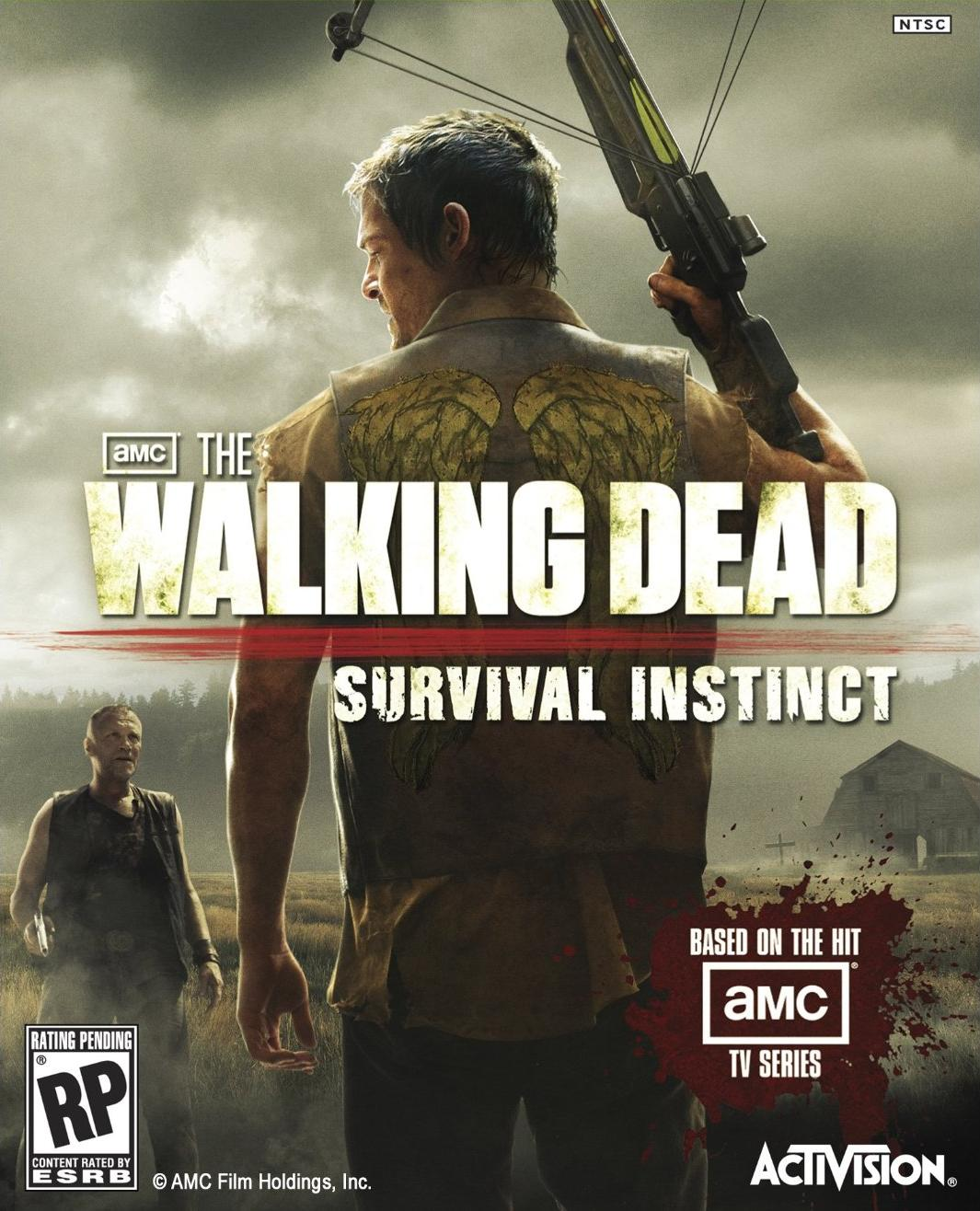 The walking dead survival instinct 2013 free download