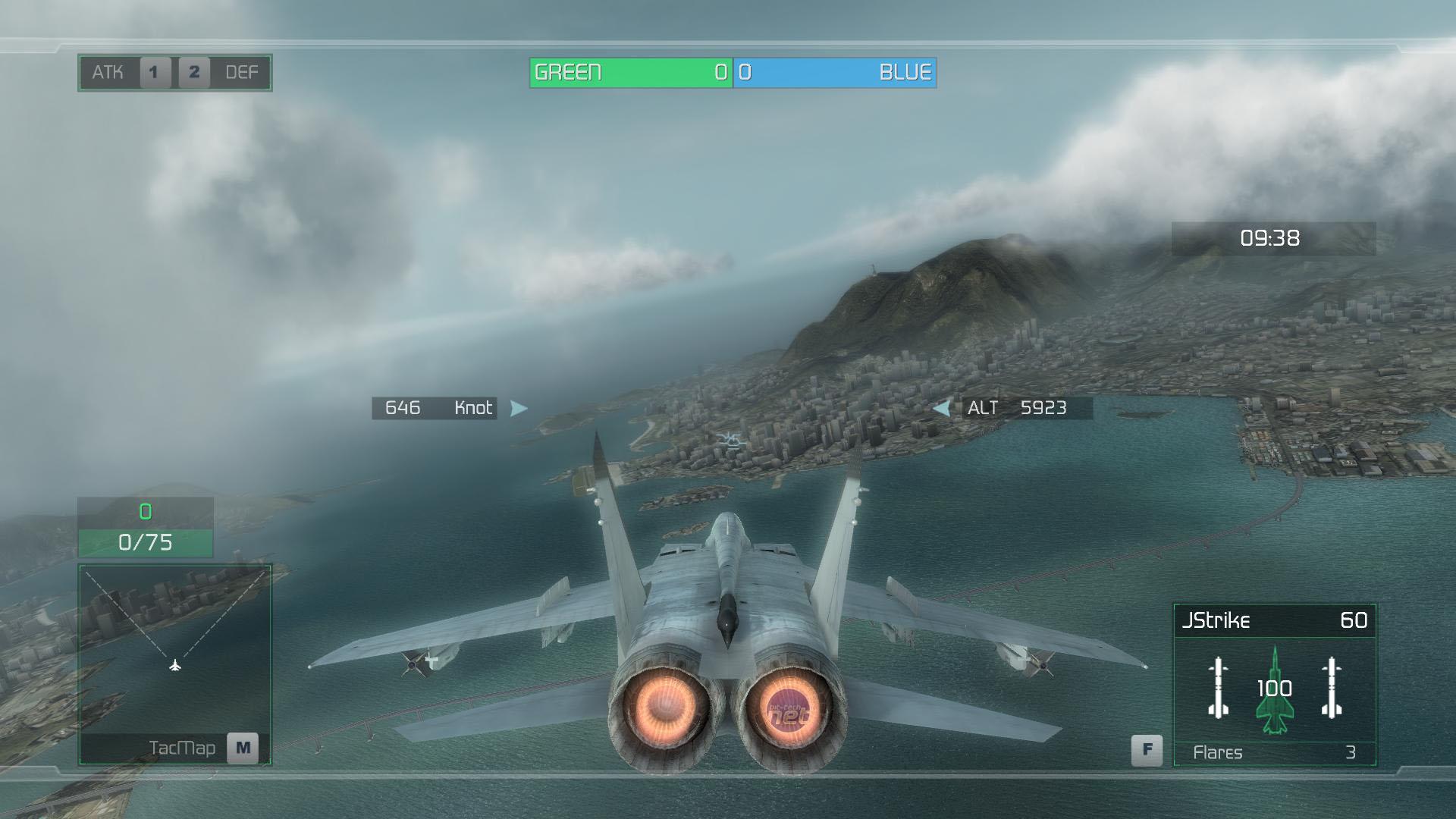 Tom Clancy HAWX 2 Play Game