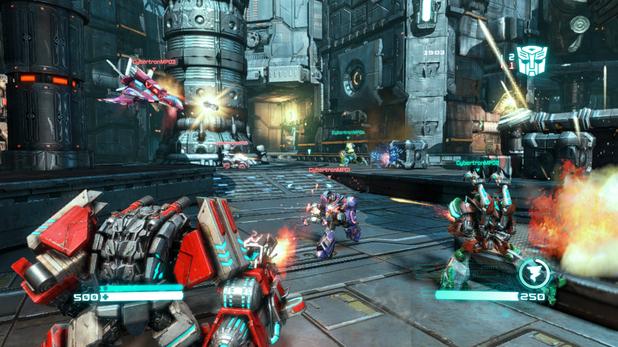 Transformers Fall Of Cybertron Free