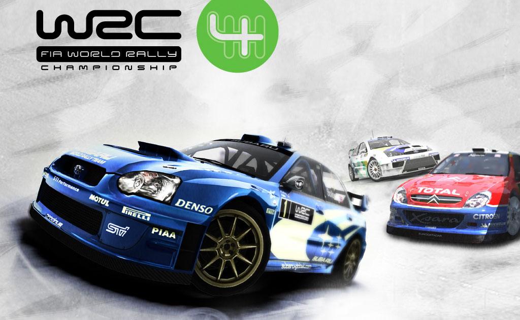 WRC 4 FIA World Rally Championship Free Game Play