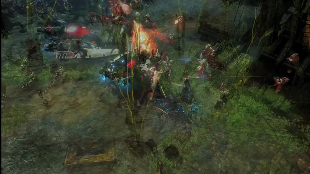 Warhammer 40000 Game